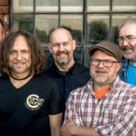 Claptonmania Bandfoto 2018